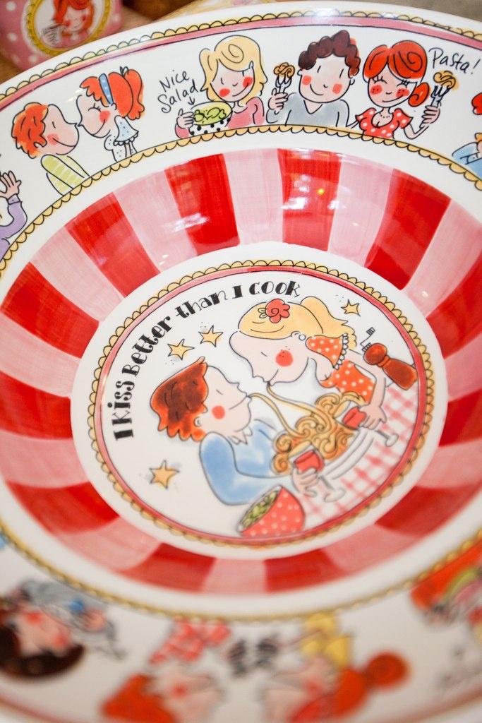 Even Bijkletsen/ Small Talk pottery by Blond-Amsterdam