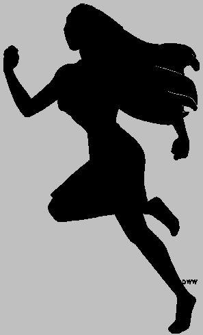 pocahontas silhouette - pocahontas