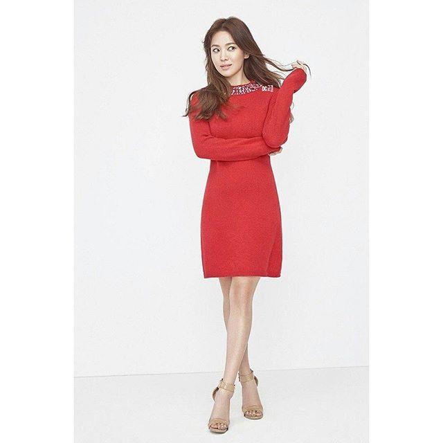 Song Hye Kyo x Esprit 2017 SS | : SHKDC . #송혜교 #songhyekyo #songjoongki #kikyo #kikyocouplle #songsongcouple #esprit