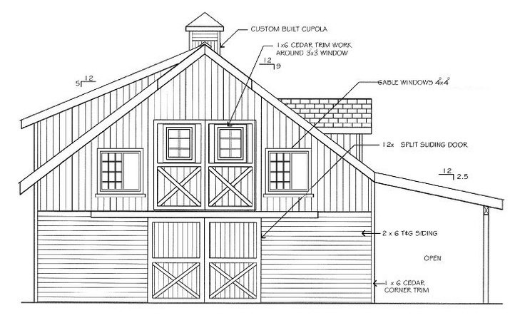 77 best images about horse barn w apartment on pinterest for Horse barn with apartment plans