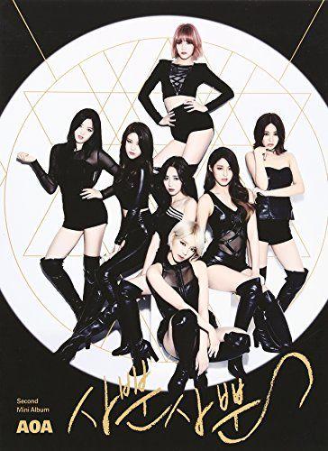 Aoa - Aoa 2ND Mini Album