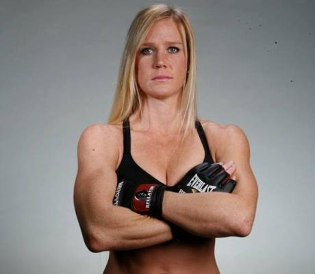 Following the successful start to her MMA career, many have been calling for Holm to be given a shot in the UFC, including the current UFC women's bantamweight champion, Ronda Rousey (7-0). Description from mmainsider.net. I searched for this on bing.com/images