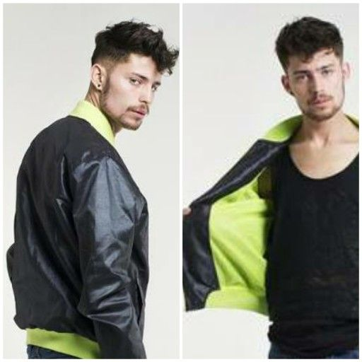 Neon jacket S- m - l  www.facebook.com/bauto.mas