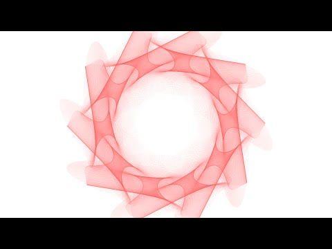 Math & Art - Music Visualizer - YouTube