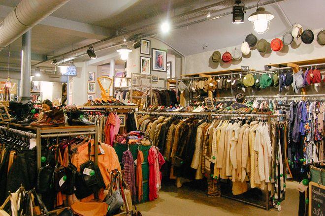 Four Paris Vintage Stores You Can Visit In An Afternoon Vintage Clothes Shop Paris Shopping Vintage Store