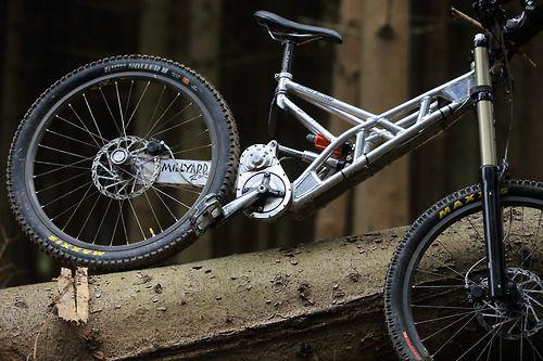 Millyard DH bike