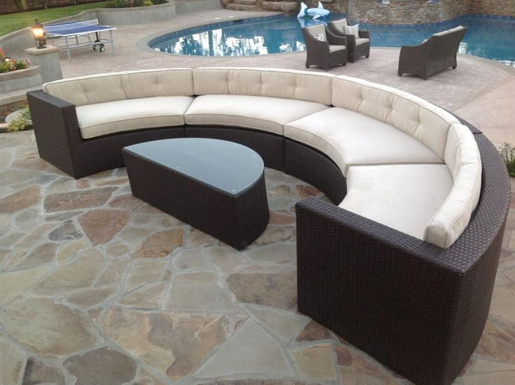 Patio Furniture Reupholstery