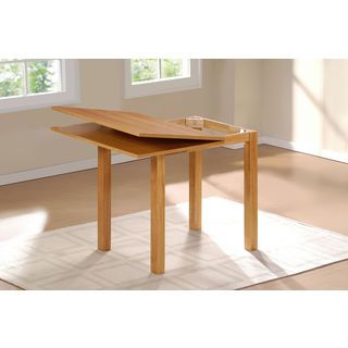 Colorado Natural Finish Folding Table | Overstock.com Shopping - The Best Deals on Dining Tables