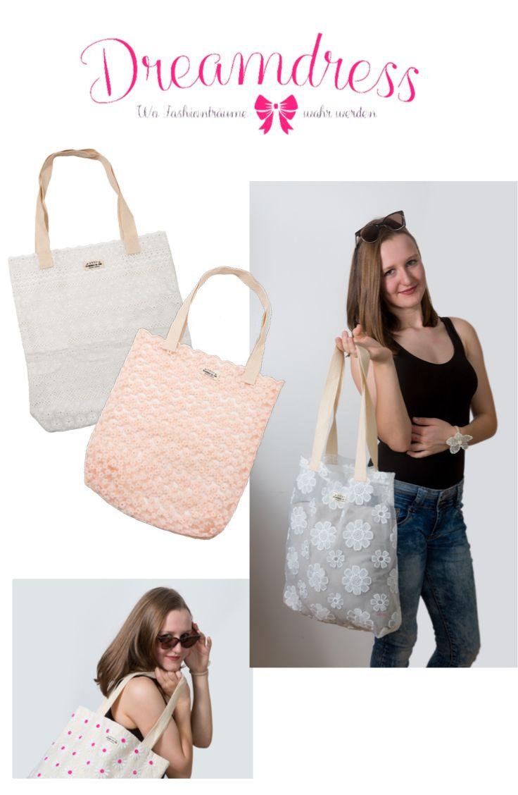 Tolle Taschen! Geschenkidee für Weihnachten! #taschen,#geschenkidee,#girlsbag,#shopper, #lacebag