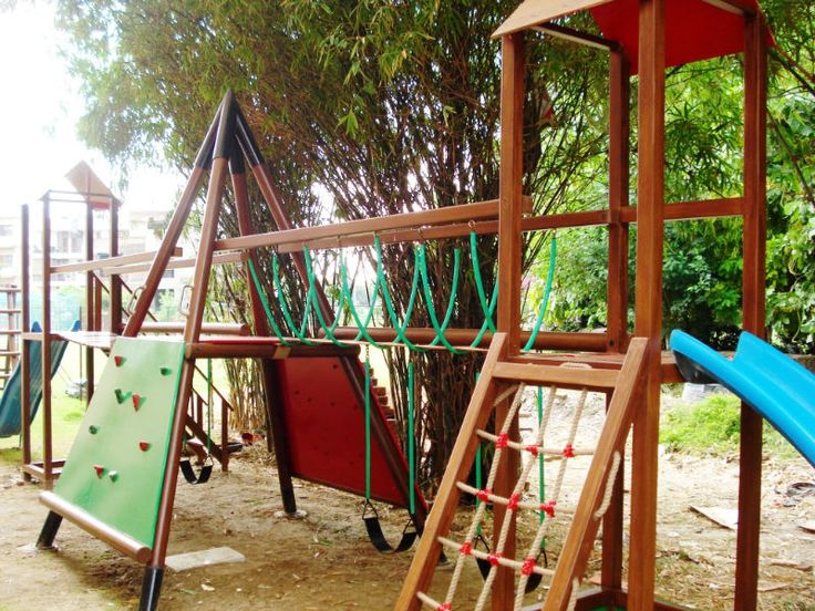 images  jungle gym tree house  pinterest play sets tire swings  jungle gym