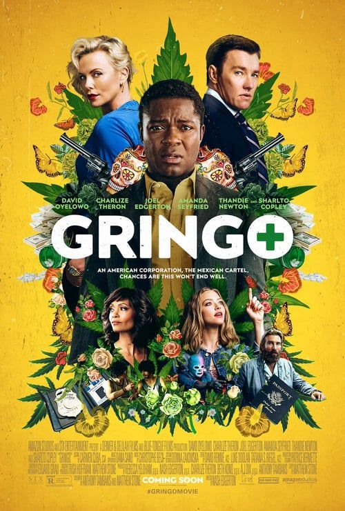 Gringo Full Movie Streaming Online in HD-720p Video Quality☆[HBSM]☆