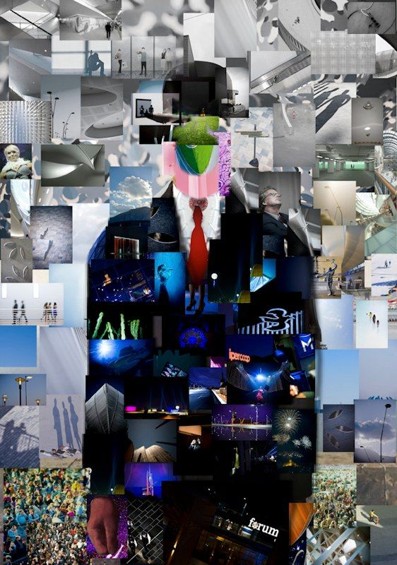 Benjamin Struelens - Magritte collage with his work.   http://www.benjamin-s.com/dessalines.net/Home.html