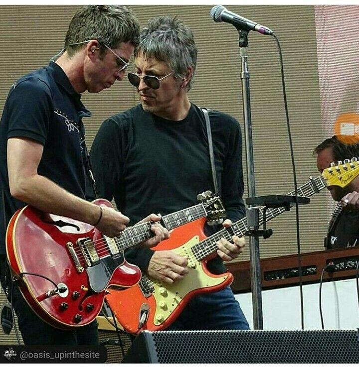 Noel Gallagher & Gem Archer