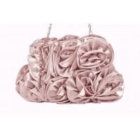 Ooh La La 'Charlize' Rose Evening Bag -  Blush. How romantic! sigh ...