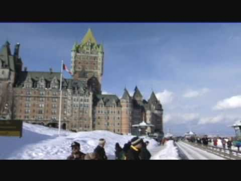 Winter Carnival In Québec, Québec, Canada