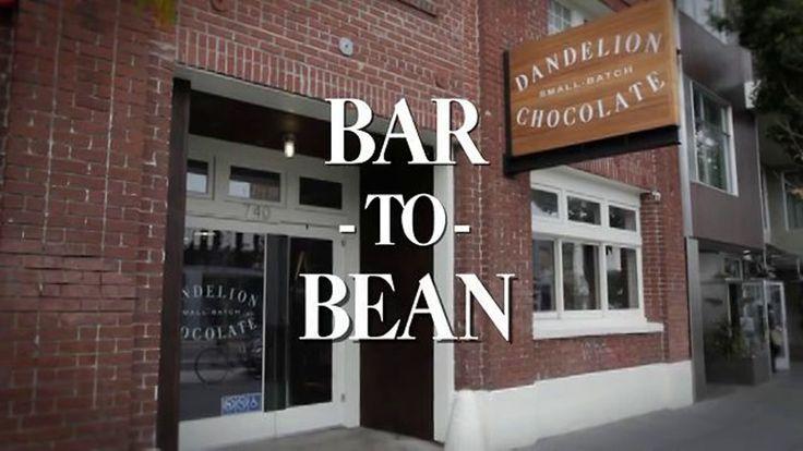 Dandelion Chocolate Bar-to-Bean