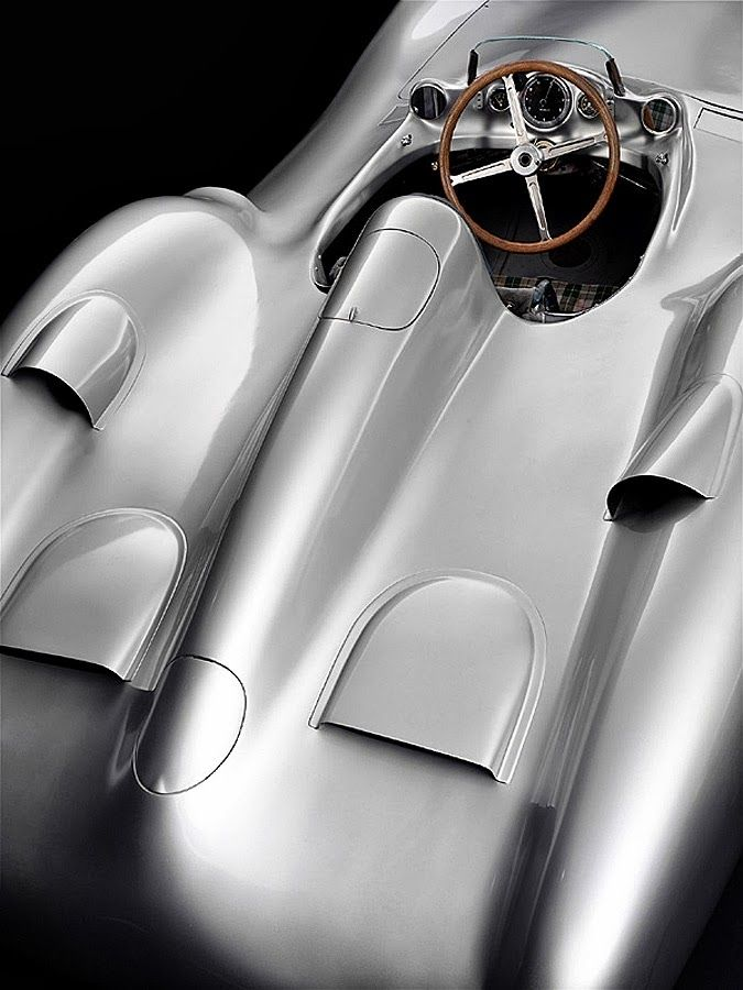 ideas-about-nothing: Mercedes-Benz W196 by Andy Warhol