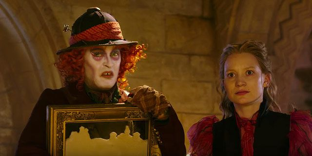 'Alice Through the Looking Glass' Trailer Introduces New Characters New Novelty Contact Lenses