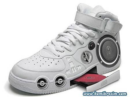 Tricked-Out Shoes
