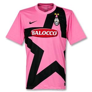 Juventus Turin Away Jersey