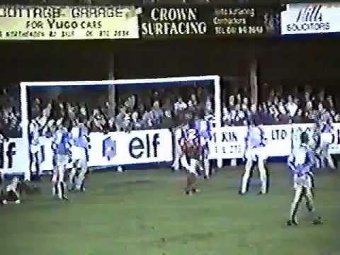 Altrincham FC in the FA Cup