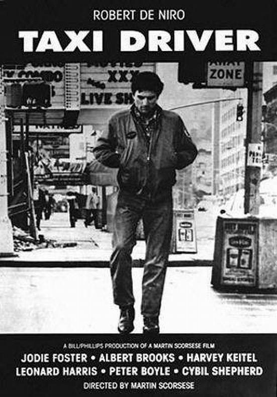 Taxi Driver film- 1976