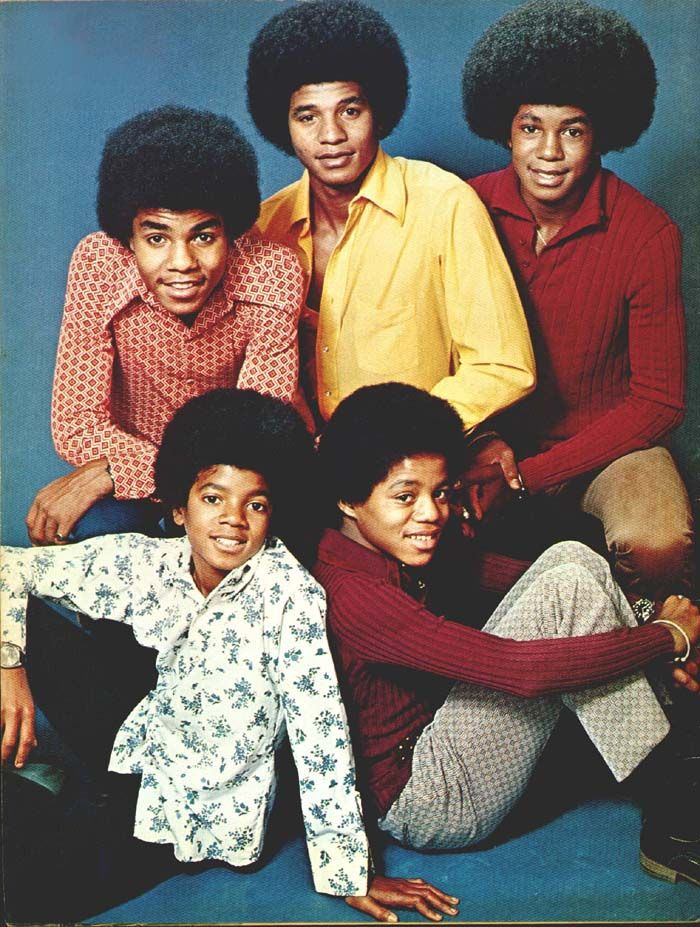 {••Most iconic boy band of all time-The Jackson Five••}