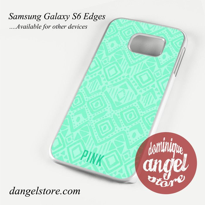 Victoria Secret Pink Phone Case for Samsung Galaxy S3/S4/S5/S6/S6 Edge/S6 Edge Plus
