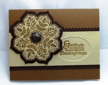 142 best Thanksgiving cards by Stampin Up images on Pinterest