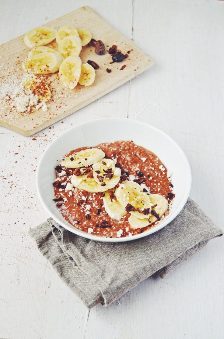 choco millet flakes