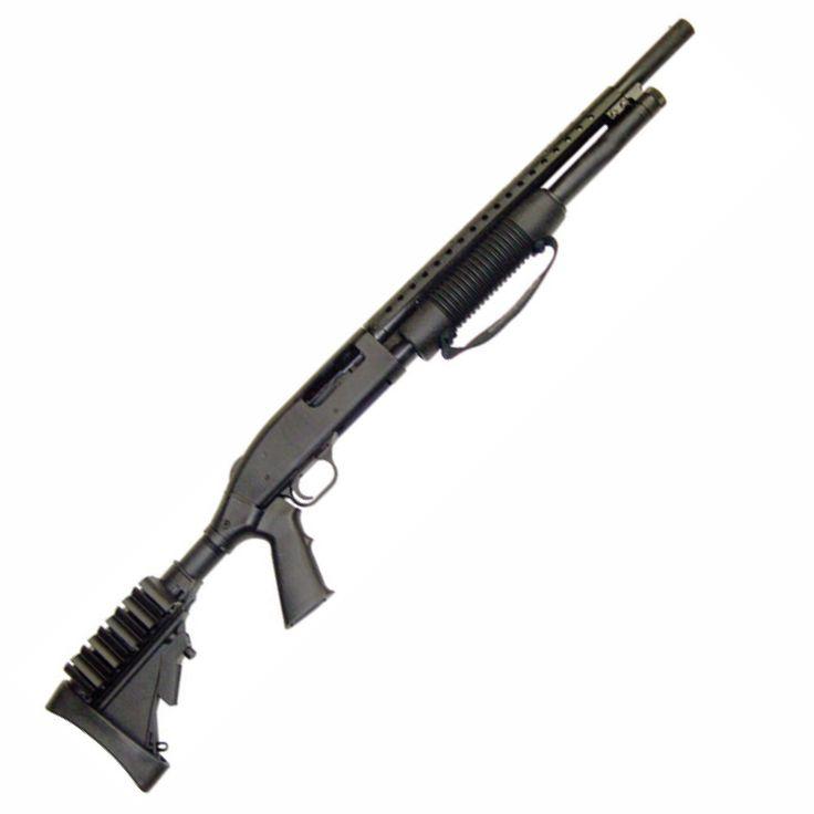 Mossberg 500 Tactical Persuader shotgun