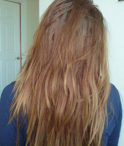 klippe opp langt hår - Google-søk