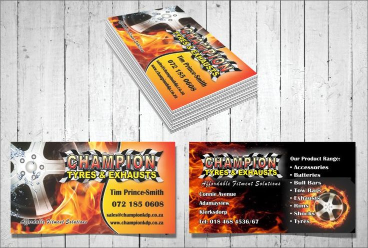 At AdWorx Design Studio we know exactly how to communicate your message via perfectly created business card designs.