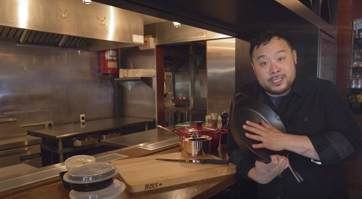 David Chang's 10 Essential Kitchen Essentials #food #recipes #spiralizer