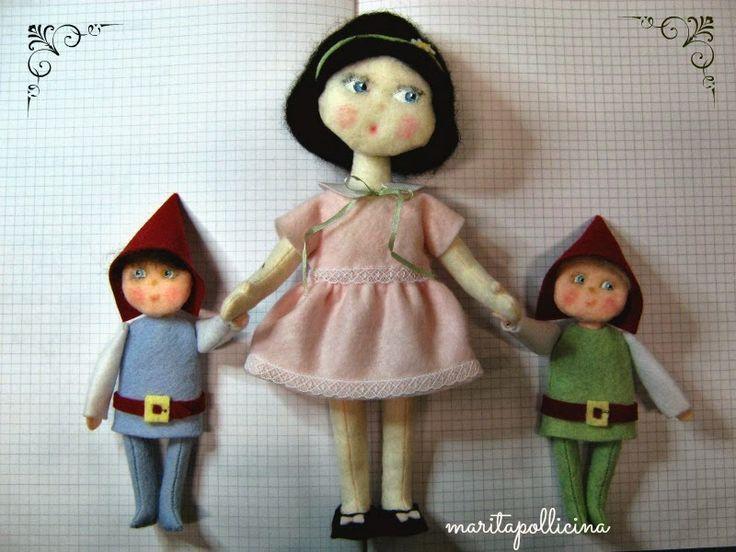 Snow White - Pollicina's Cupboard