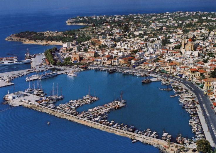 Aegina island, Greece, January 2015
