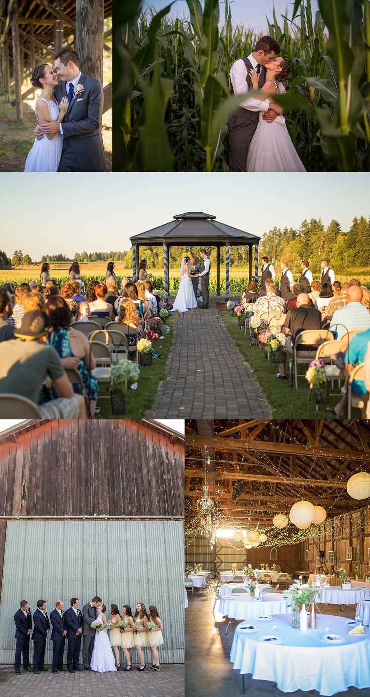 The Schilling Barn in Salem, Oregon | Wedding venues ...