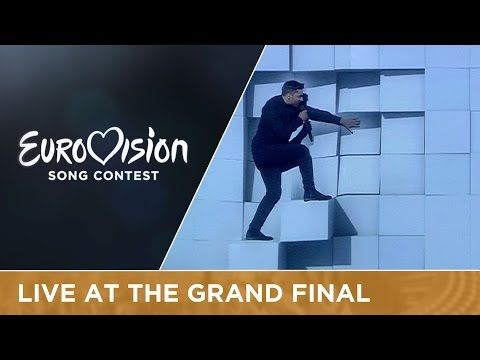 Sergey Lazarev con You Are the Only One agli Eurovision Song Contest 2016.