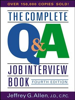 16 Best Job Interviewing Images On Pinterest Career, Counseling   Job  Summaries  Job Summaries