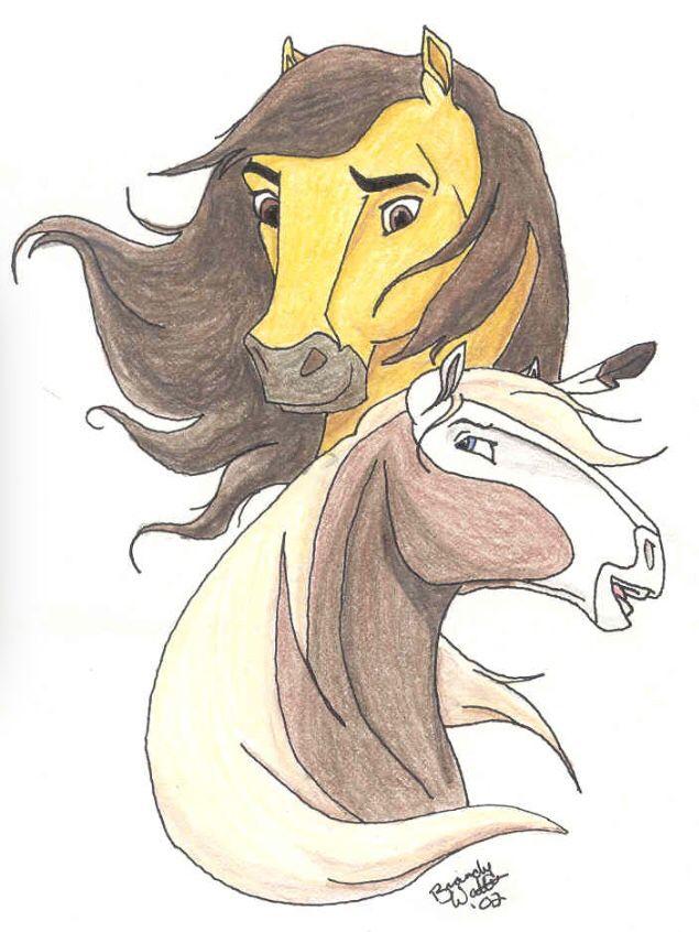 31 best SPIRIT COLORING PAGES images on Pinterest | Horse ...  31 best SPIRIT ...