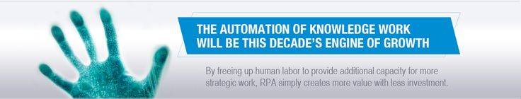 Robotic Process Innovation has been making headlines in the modern business.The question is can it go hand in hand with human interaction such as customer service? Here's an article that says it all!  http://irpaai.com/what-is-robotic-process-automation/ #RPA #customerservice -- Onehalf Offshore Business Solutions: http://onehalf.com.au/