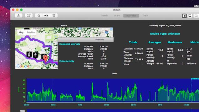 GoldenCheetah Is An Open Source Private Dashboard for Your Fitness Data #ITconsultants