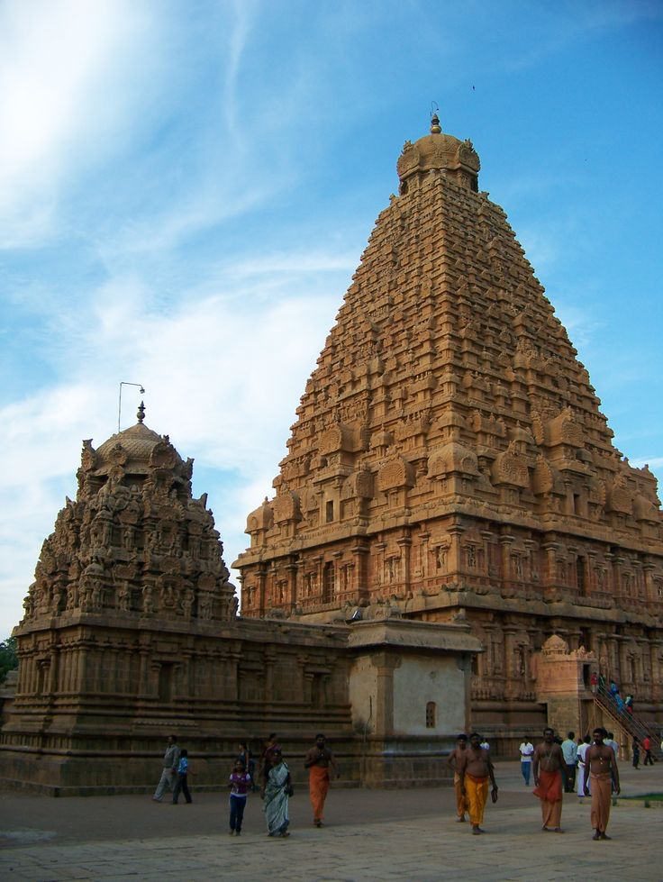 "7 wonders of India: ""The living Chola Temples"" at Thanjavur"