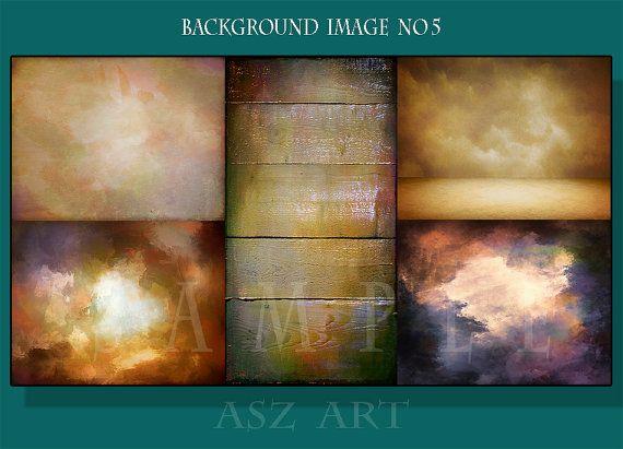 5 Digital Art Background No5 Instant Download texture by AszArt