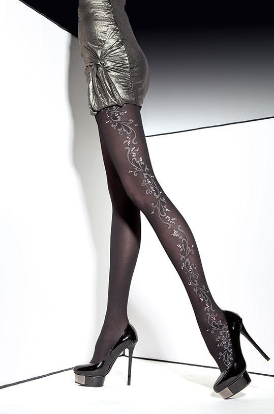 Panty Amanda 40 Den. Para acaparar todas las miradas. http://www.fashionlegs.es/31-panty-amanda-40-den.html
