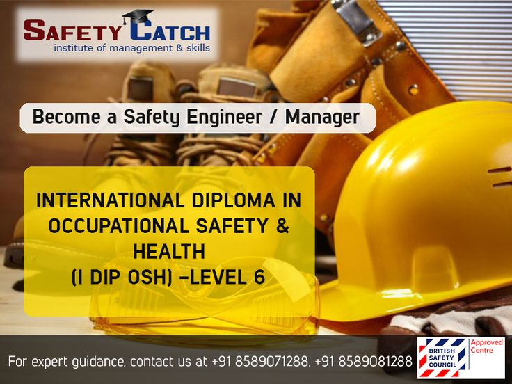 17 Best Level 6 Safety Diploma Images On Pinterest