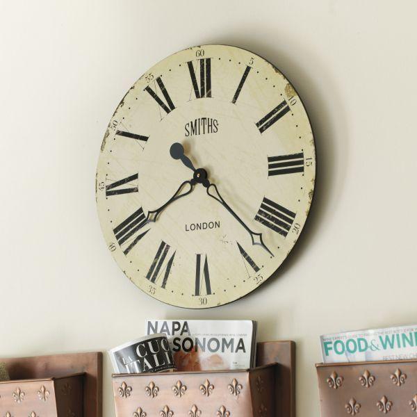 Wall Clock Ballard Design : Smith co wall clock accessories products
