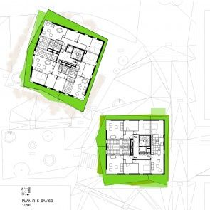 Villiot-Rapee Apartments - Floor Plan