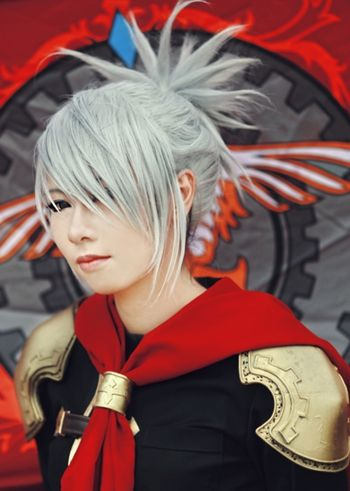 Final Fantasy Type-0 - Character Name: Sice - Coser: MEO