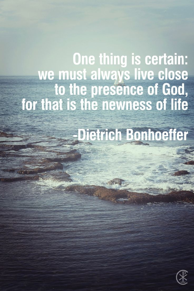 bonhoeffer quotes - Google Search